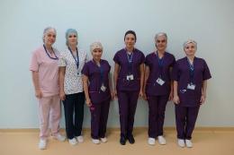 Операционни сестри
