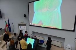 На ХI Европейски Конгрес по роботизирана хирургия в София МУ-Плевен ще реализира 3D демонстрация на робот-асистирана операция и ХАЙФУ ултразвукова хирургия на живо